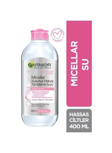 Garnier Micellar Kusursuz Makyaj Temizleme Suyu 400Ml Renkli